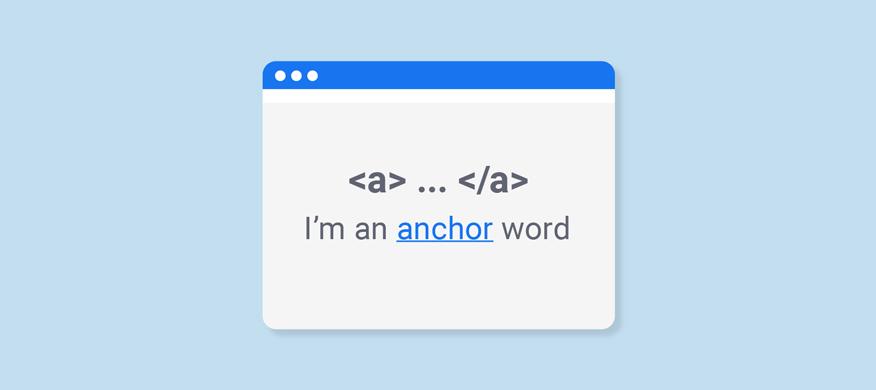 sử dụng anchor text để tăng sự liên quan