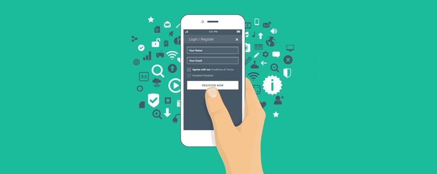 tập trung phát triển trên giao diện mobile
