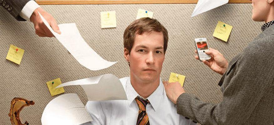 tránh xao nhãng trong công việc