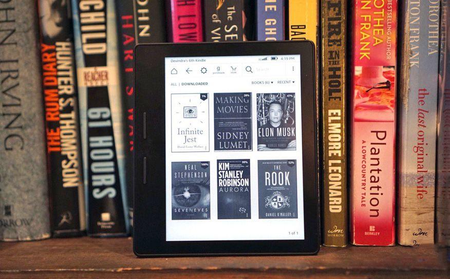 tự xuất bản sách trên Amazon
