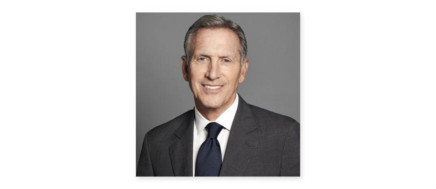 tỷ phú Howard Schultz