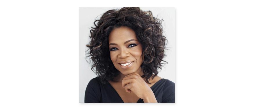 tỷ phú Oprah Winfrey