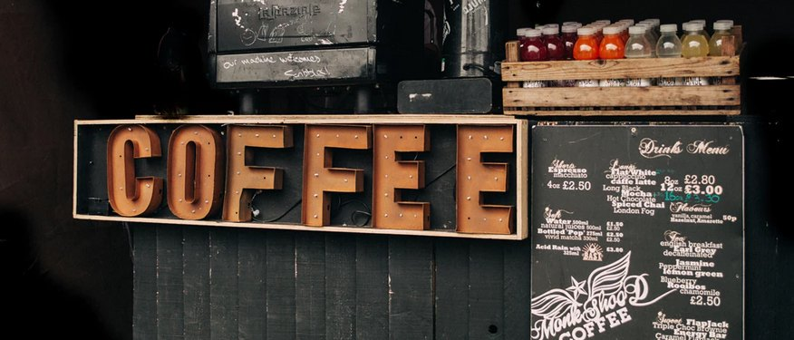 xây dựng menu cafe hoàn hảo