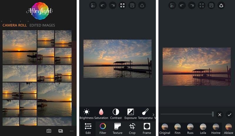 Afterlight 2 - Phần mềm chỉnh sửa ảnh miễn phí
