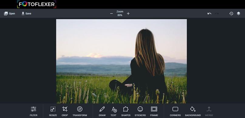 Fotoflexer - Chỉnh sửa ảnh miễn phí