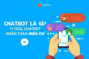 Chatbot là gì? 11 tool Chatbot miễn phí