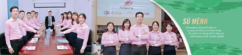 công ty in Hồng Đăng