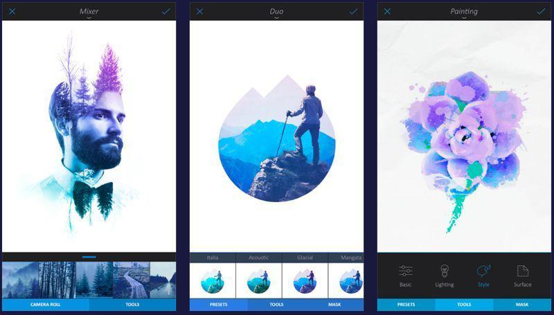 Phần mềm chỉnh sửa ảnh Enlight