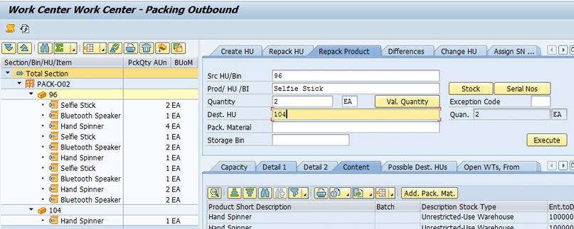 Phần mềm SAP EWM