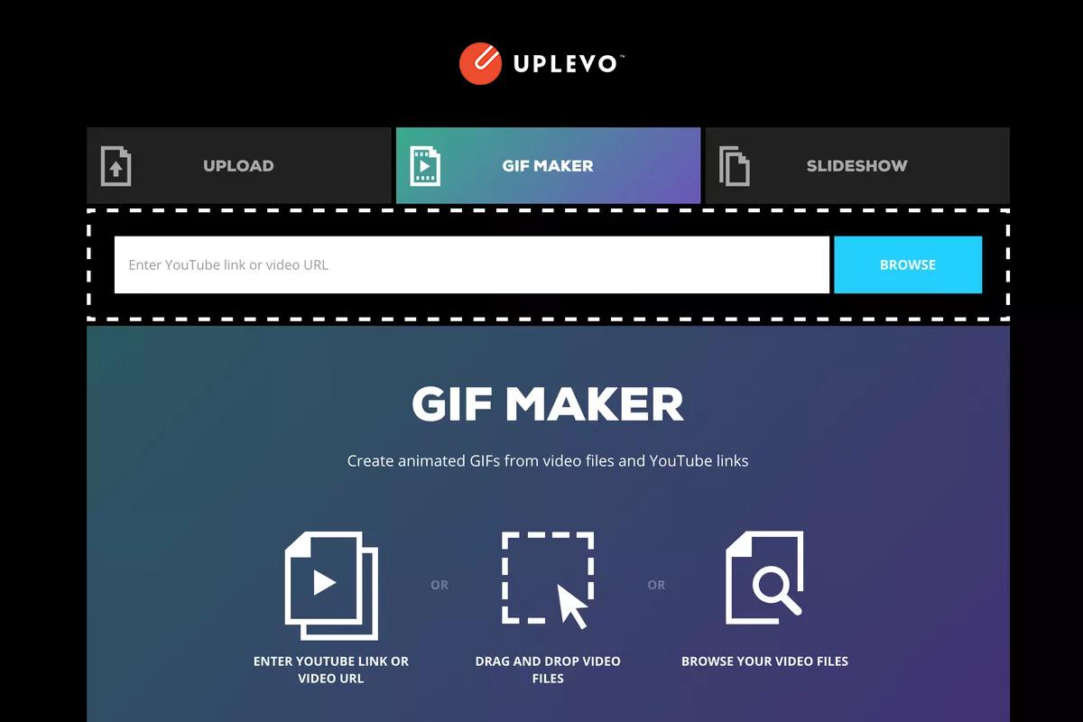 phần mềm tạo ảnh GIF online miễn phí