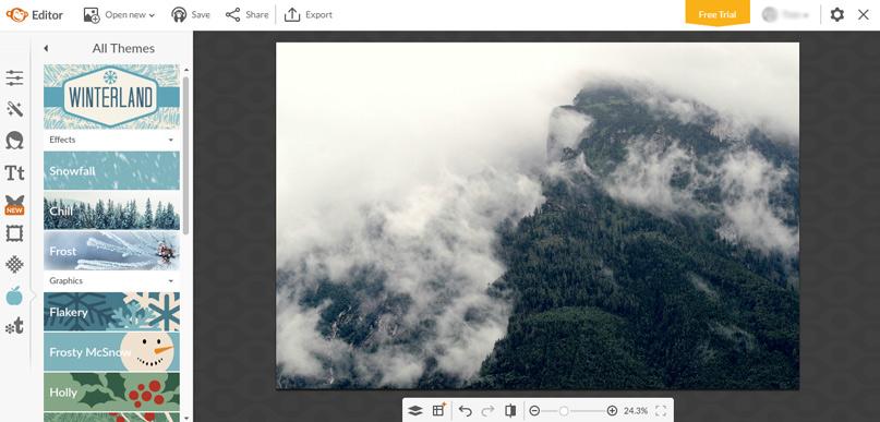 Picmonkey - phần mềm chỉnh sửa ảnh miễn phí