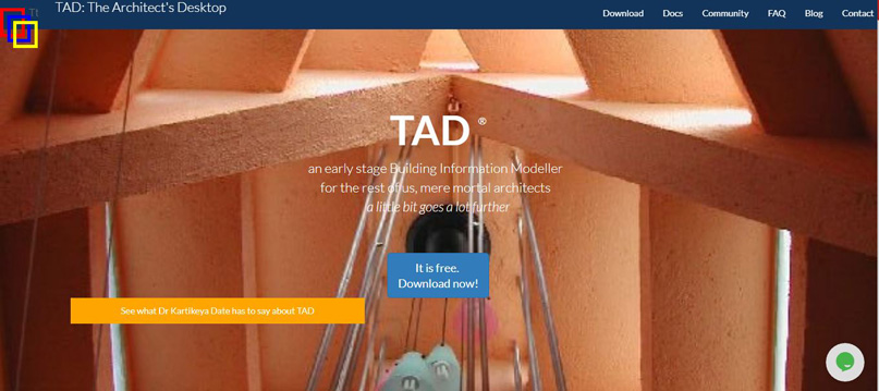 TAD 3D Software