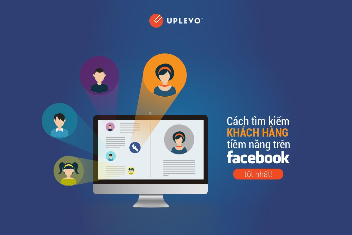 tìm kiếm khách hàng tiềm năng trên Facebook