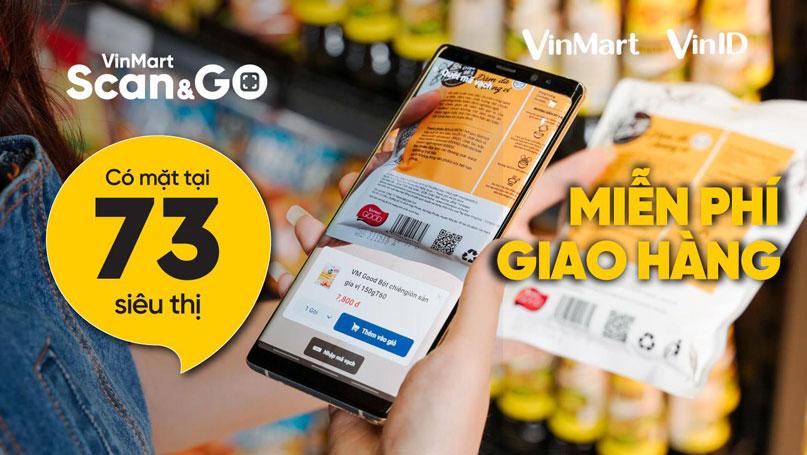 vinmart scan&go