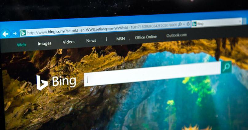 Công cụ tìm kiếm Bing
