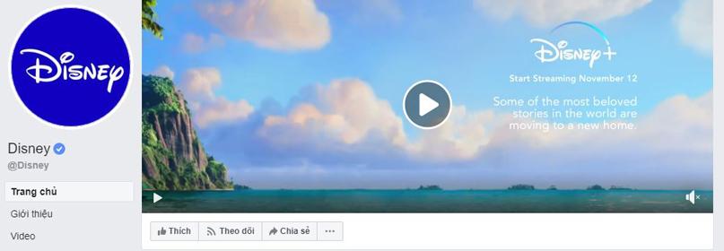 Dấu chứng thực - Verified Account Facebook