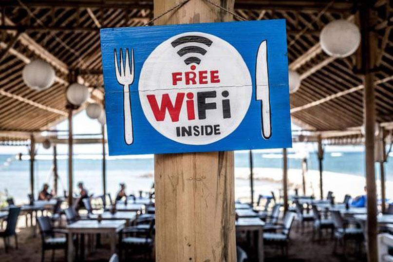 Thông báo Wifi Miễn phí