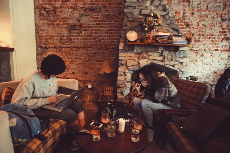 Cafe xuyên đêm