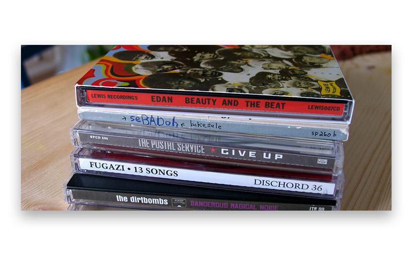 Đĩa CD DVD Playlist nhạc tặng cha mẹ