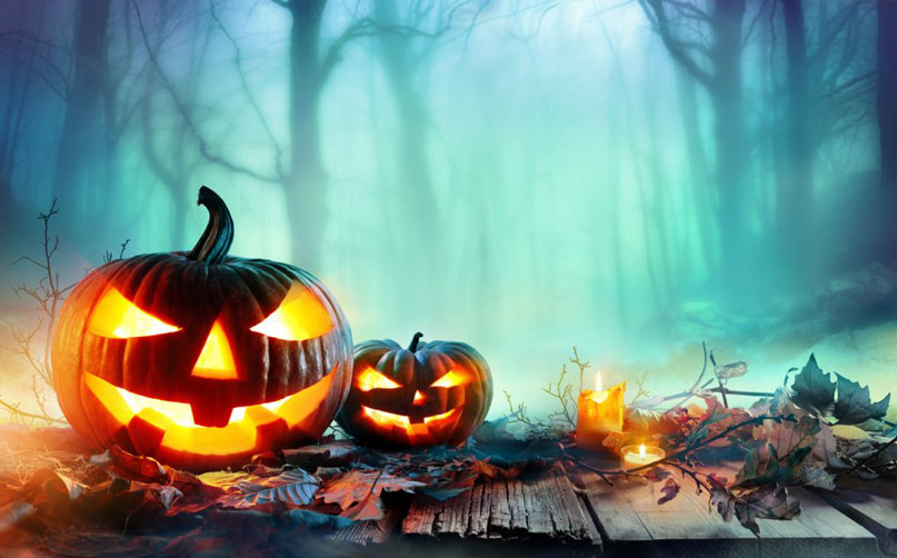 Sáng tạo nội dung Halloween trên YouTube