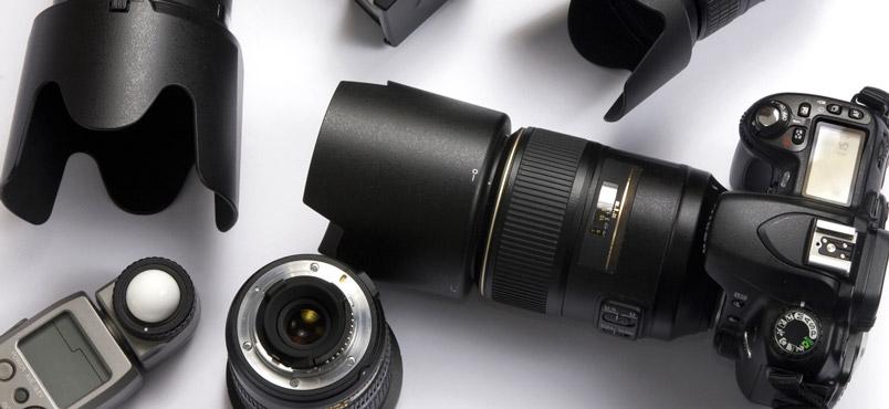 6 thiết bị chụp hình sản phẩm cần thiết