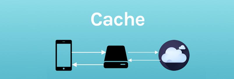 sử dụng công cụ tạo Cache