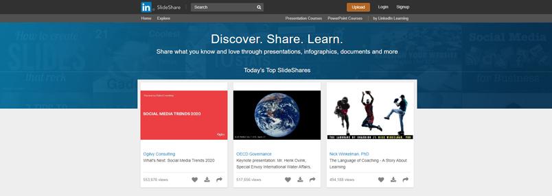 công cụ SlideShare