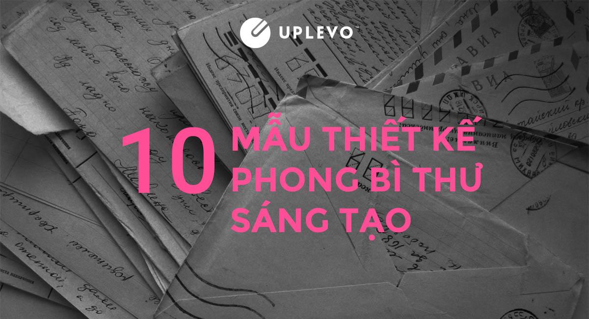 10 mẫu thiết kế phong bì thư sáng tạo