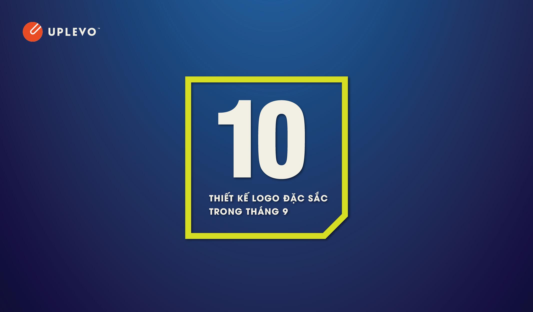 10 thiết kế logo đặc sắc trong tháng 9