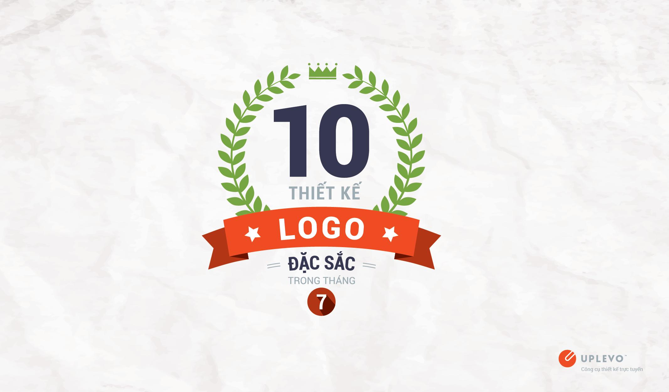 10 thiết kế logo đặc sắc trong tháng 7