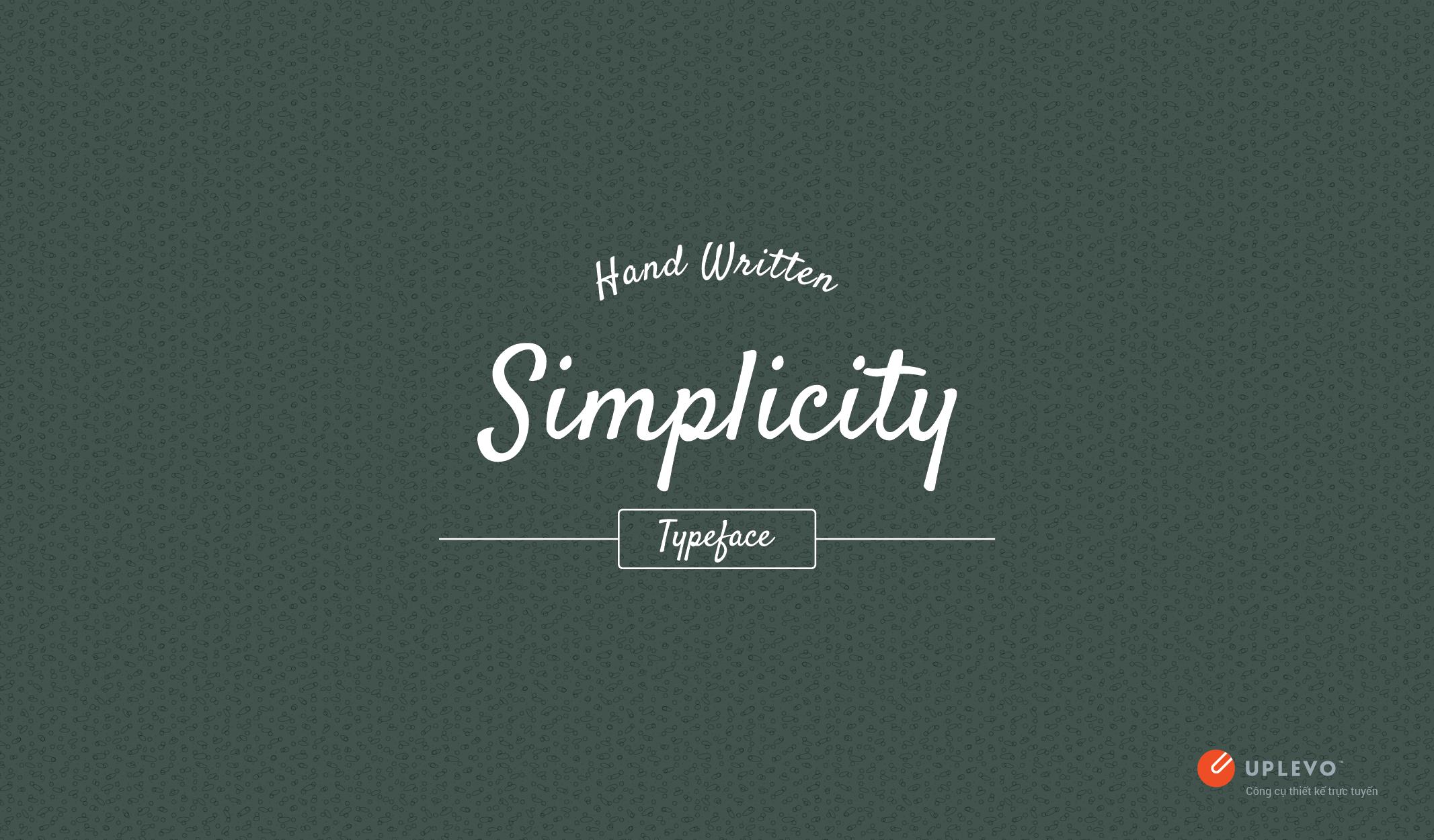 sự đơn giản hóa