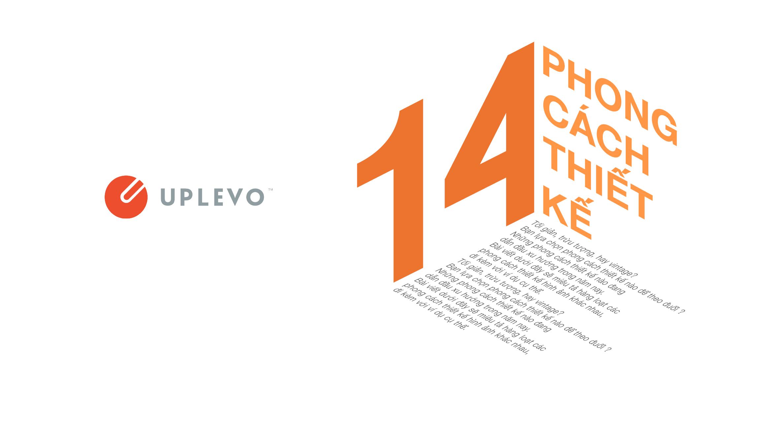 14 phong cách thiết kế bạn cần biết