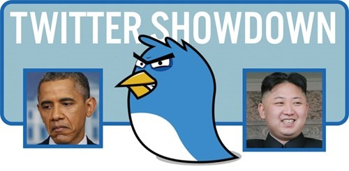 twitter showdown