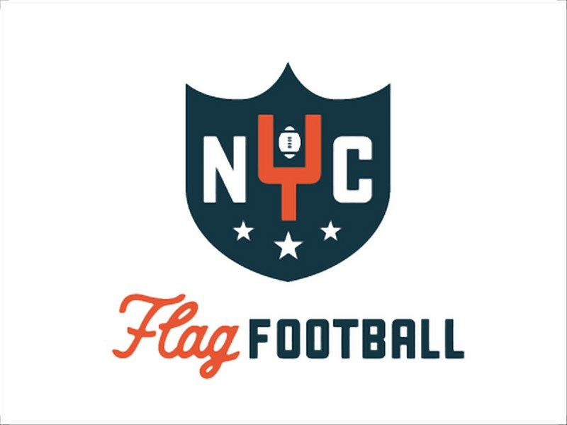 logo cua NYC Flag Football 2