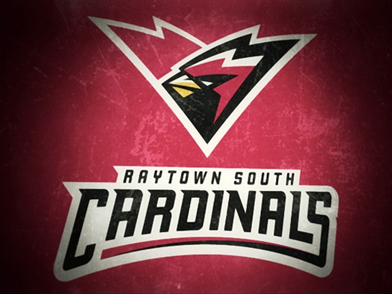 logo cua Raytown South Cardinals Logo Concept