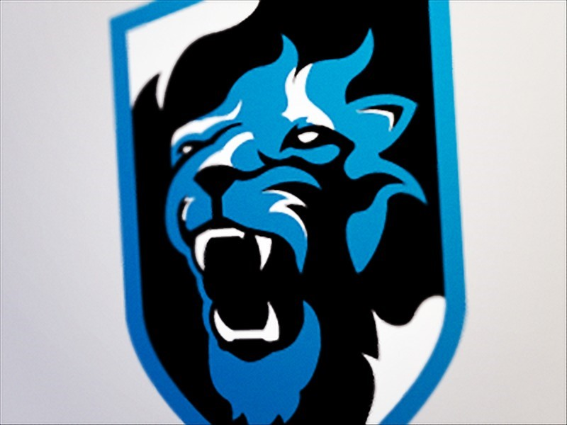 logo cua Detroit Lions Re-Design