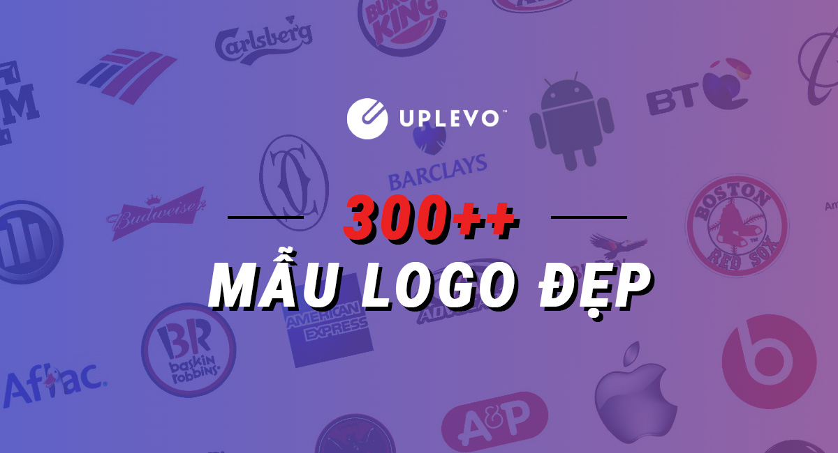 300 logo đẹp nhất của các brand