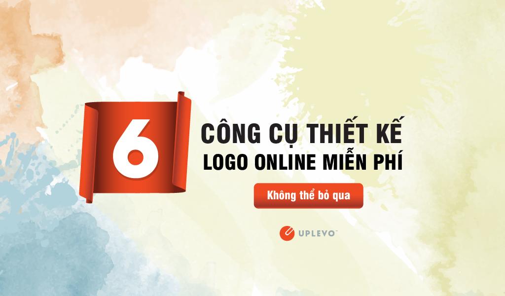 6 công cụ thiết kế logo online miễn phí không thể bỏ qua