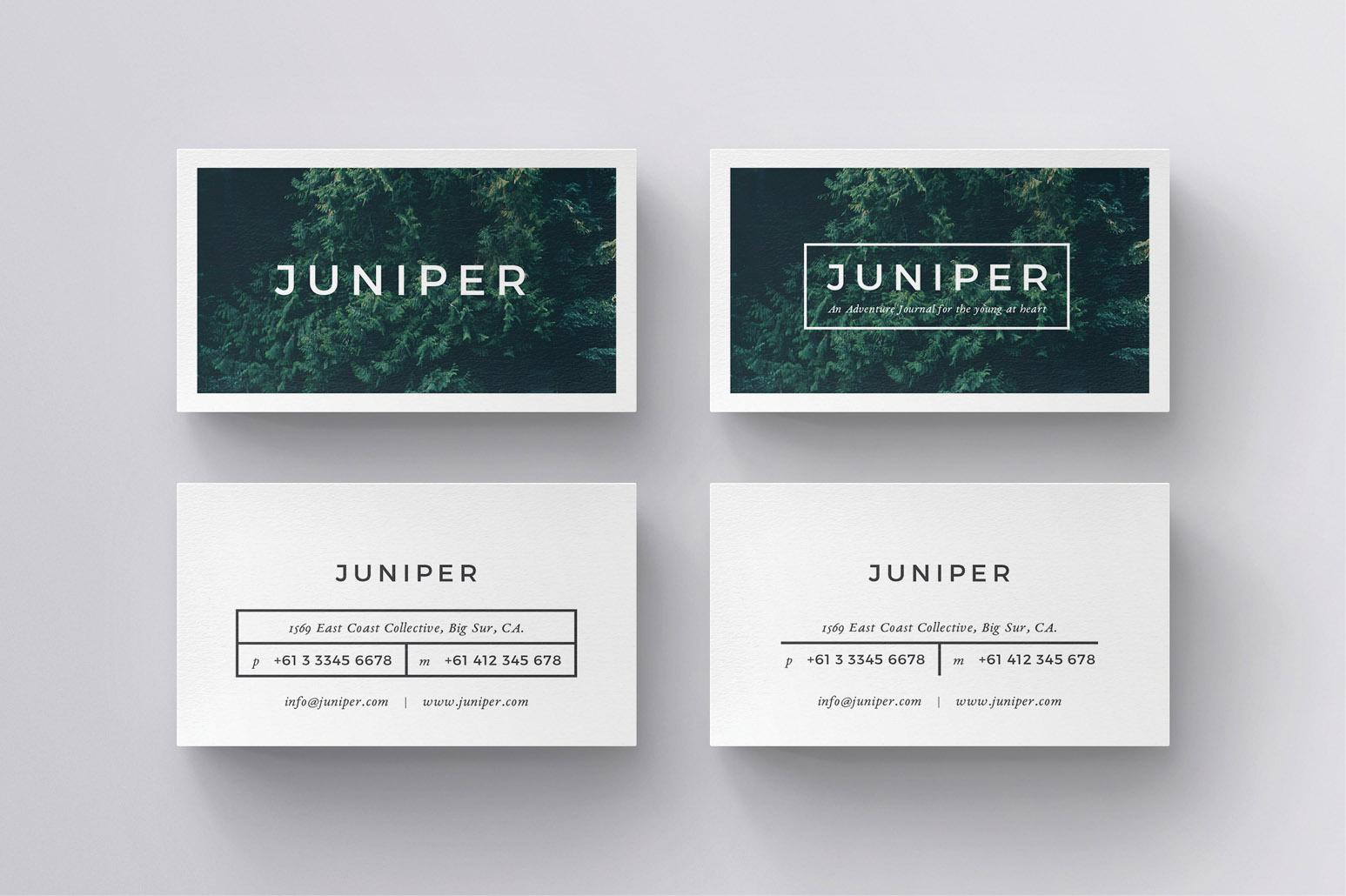 9 mẹo thiết kế name card ấn tượng