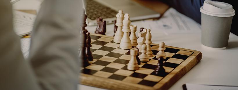 ảnh bìa facebook cờ vua