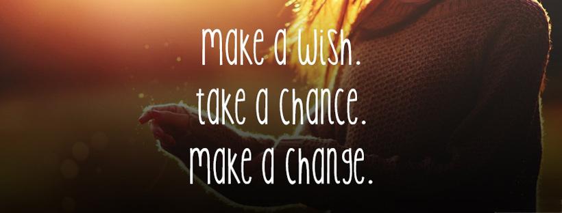 ảnh bìa facebook make a wish