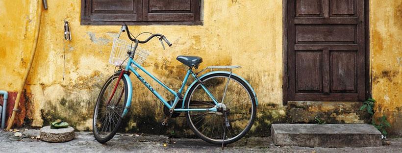 ảnh bìa facebook xe đạp