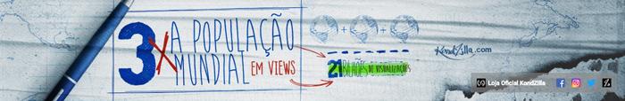 ảnh bìa Youtube đẹp Canal KondZilla
