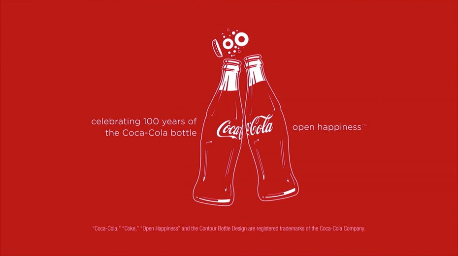 bài học về logo của coca cola
