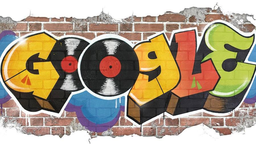 bài học về logo của Google