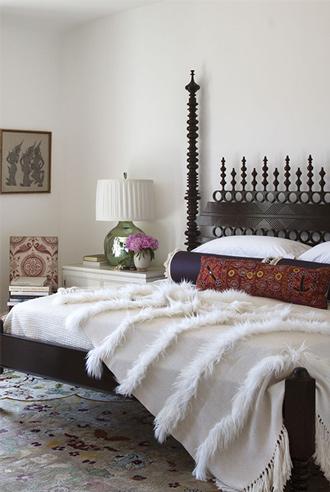 bài trí sắp xếp đồ đạc theo giường ngủ