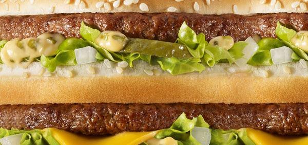 banner quảng cáo của mcdonalds