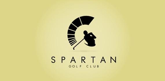 banner quảng cáo của spartan golf club