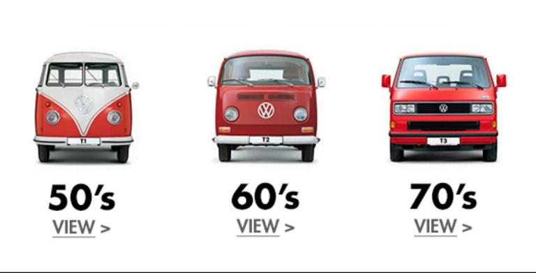 banner quảng cáo của VolksWagen