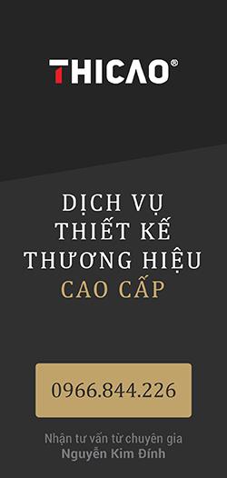 thicao thiết kế thương hiệu cao cấp